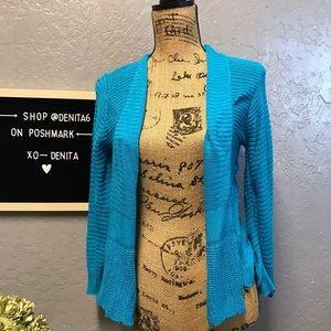NWT Woman's Cardigan Size L